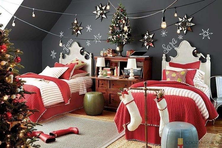 Праздничная детская комната